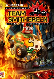 Team Smithereen Poster