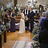 Kevin McKidd, Ellen Pompeo, Caterina Scorsone, and Kelly McCreary in Grey's Anatomy (2005)