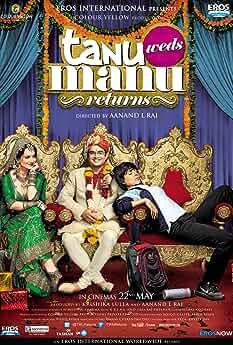 Madhavan and Kangana Ranaut in Tanu Weds Manu Returns (2015)