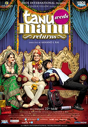 Tanu Weds Manu Returns (2015) Download on Vidmate