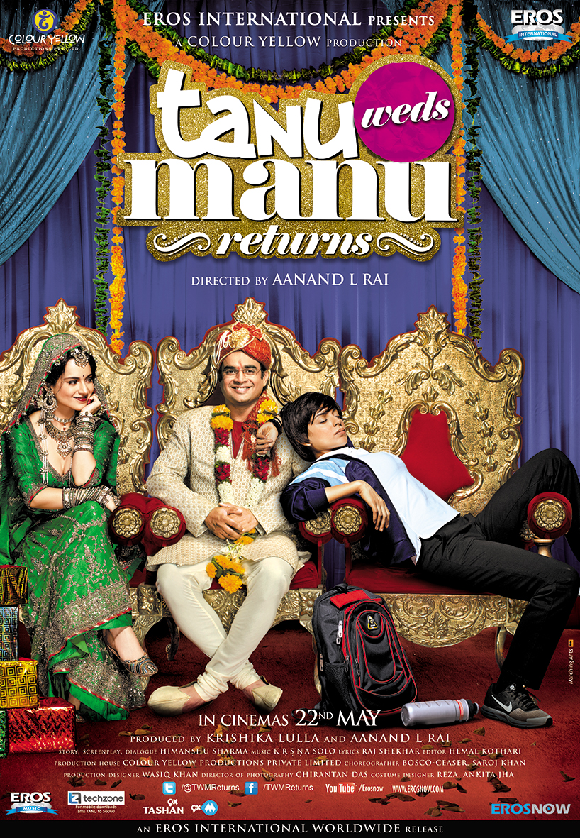 image Tanu Weds Manu Returns Watch Full Movie Free Online