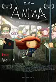 Anina film poster