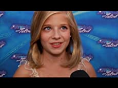 Finale Red Carpet: Jackie Evancho