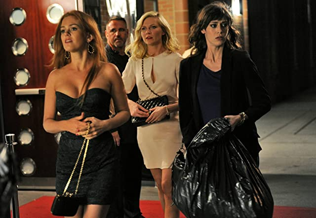 Kirsten Dunst, Lizzy Caplan, and Isla Fisher in Bachelorette (2012)