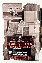 Never Weaken (1921) Poster
