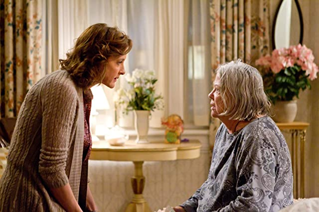 Joan Cusack and Louise Fletcher in Shameless (2011)