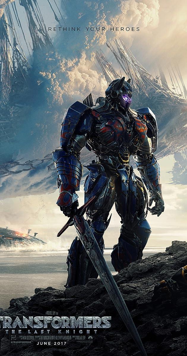Transformeriai: Paskutinis Riteris / Transformers: The Last Knight (2017)