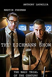 The Eichmann Show (2015) Poster - Movie Forum, Cast, Reviews