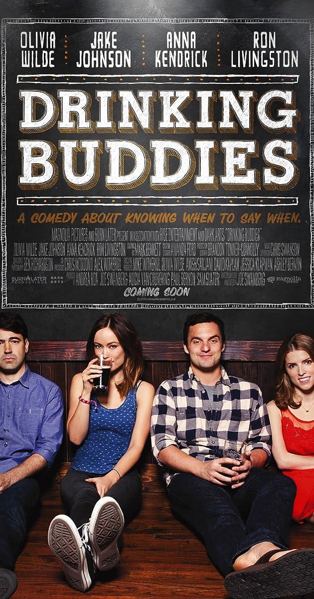 Sugėrovai / Drinking Buddies (2013) Online