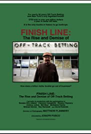 Finish Line: The Rise and Demise of Off-Track Betting Poster