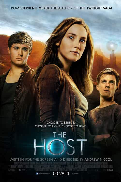 The Host 2013 720p BluRay x264 Dual Audio [Hindi - English 2.0] ESub