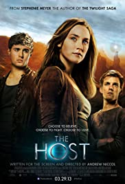 The Host (2013) Poster - Movie Forum, Cast, Reviews