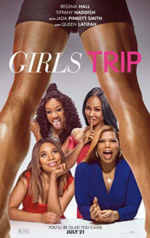Kız Gecesi – Girls Trip Türkçe Dublaj izle