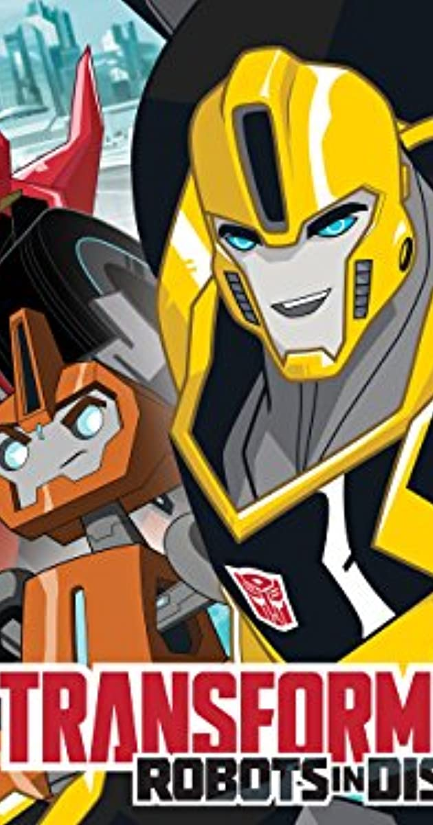 transformers robots in disguise tv series 2014�2017 imdb