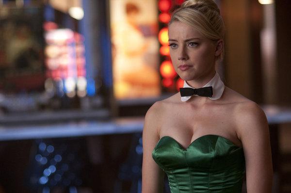 Amber Heard in The Playboy Club (2011)