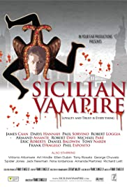 Sicilian Vampire (2015) Poster - Movie Forum, Cast, Reviews