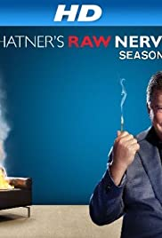 Shatner's Raw Nerve Poster - TV Show Forum, Cast, Reviews