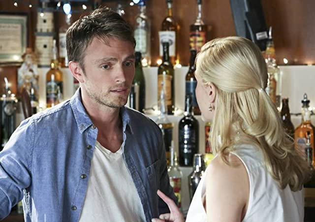 Jaime King and Wilson Bethel in Hart of Dixie (2011)