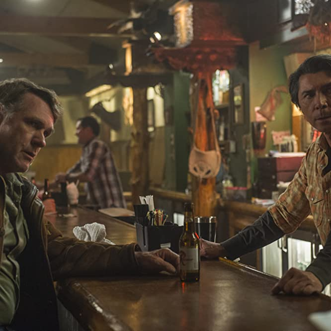 Lou Diamond Phillips and Robert Taylor in Longmire (2012)