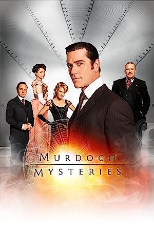 Murdoch Mysteries Poster