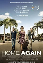 Home Again (2012) Poster - Movie Forum, Cast, Reviews