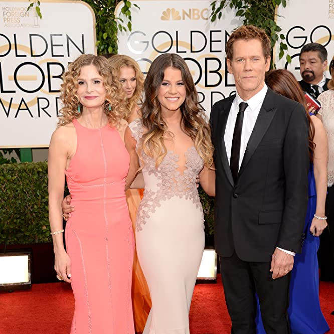 Kevin Bacon, Kyra Sedgwick, and Sosie Bacon