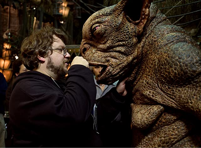 Guillermo del Toro in Hellboy II: The Golden Army (2008)