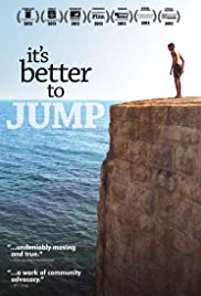 It's Better to Jump Poster