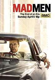 Mad Men - Season 1 poster