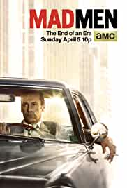 Mad Men tv poster