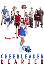 The Cheerleader Diaries Poster