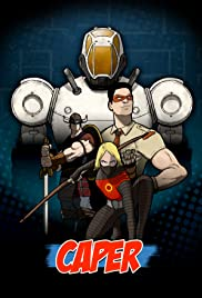 Caper Poster - TV Show Forum, Cast, Reviews