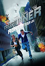 Freerunner (2011) Poster - Movie Forum, Cast, Reviews