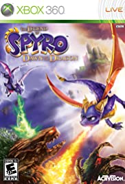 The Legend of Spyro: Dawn of the Dragon (2008) Poster - Movie Forum, Cast, Reviews