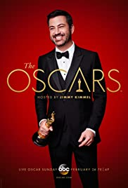 The 89th Annual Academy Awards Poster