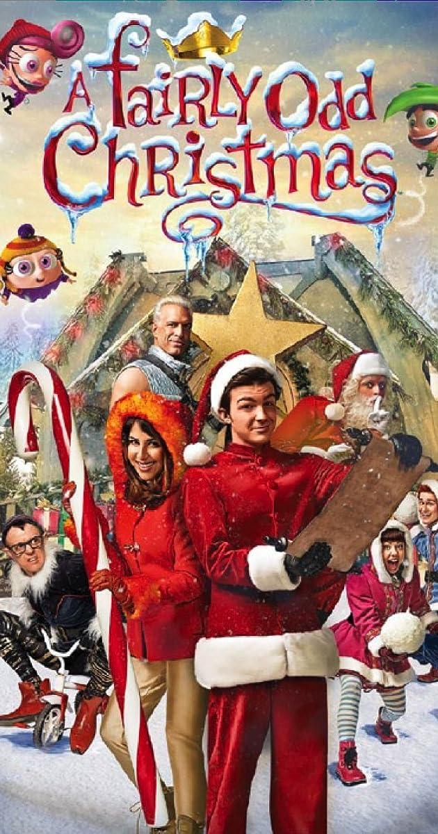 A Fairly Odd Christmas (TV Movie 2012) - IMDb