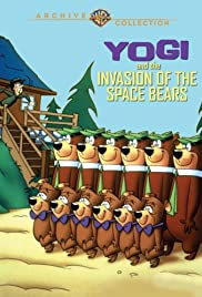 Yogi & the Invasion of the Space Bears Poster