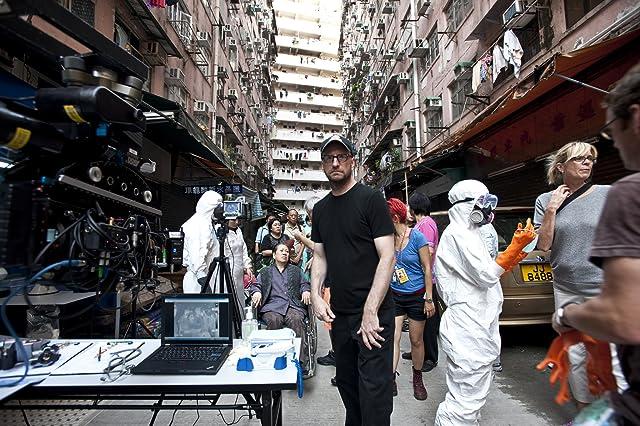 Steven Soderbergh in Contagion (2011)
