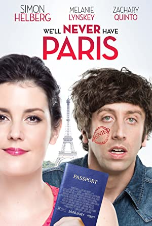 We'll Never Have Paris -