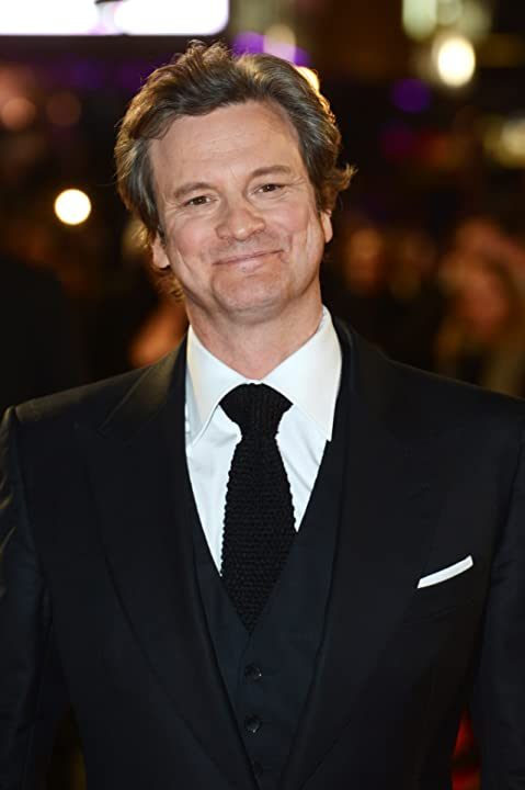 Colin Firth at an event for Gambit (2012)