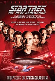 Stardate Revisited: The Origin of Star Trek - The Next Generation Poster