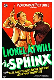 The Sphinx (1933) Poster - Movie Forum, Cast, Reviews