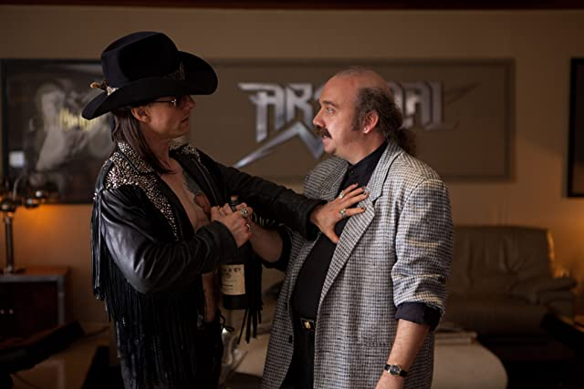Still of Tom Cruise and Paul Giamatti in Rock of Ages