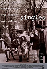 Singles (1992) Poster - Movie Forum, Cast, Reviews