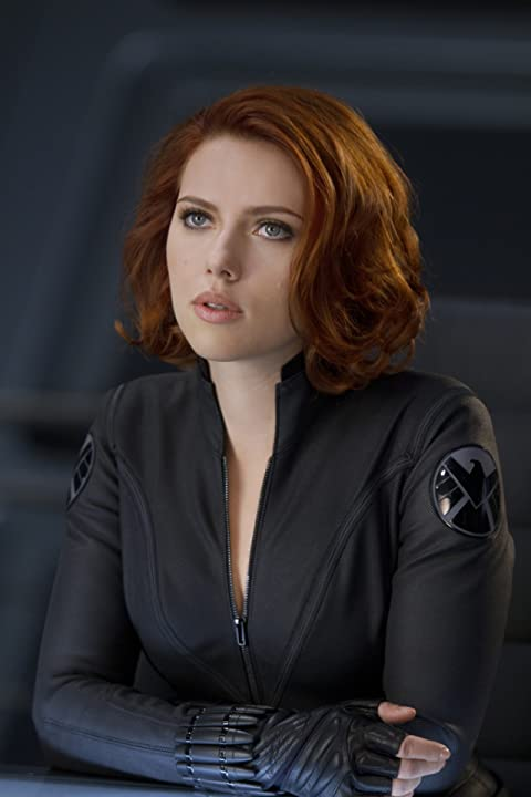 Scarlett Johansson in The Avengers (2012)