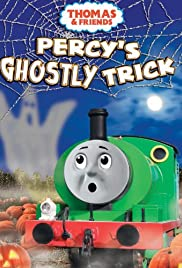Thomas & Friends: Percy's Ghostly Trick Poster
