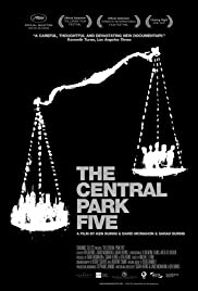 The Central Park Five (2012) Poster - Movie Forum, Cast, Reviews