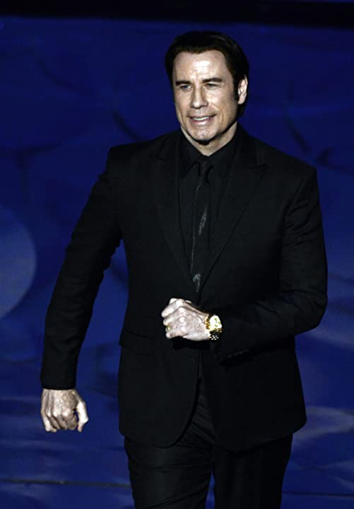 John Travolta at an event for The 85th Annual Academy Awards (2013)