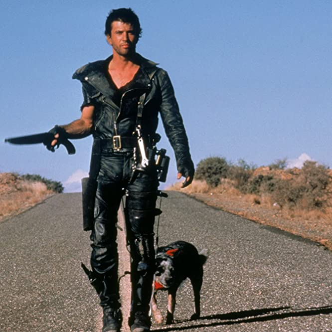Mel Gibson in The Road Warrior (1981)