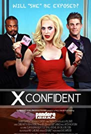 X Confident Poster